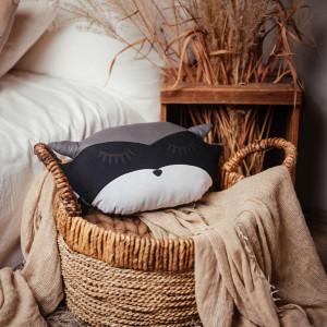poduszka leśna szop