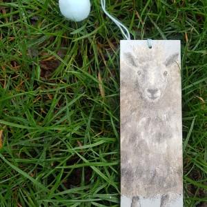Zakładka do książki Sheep