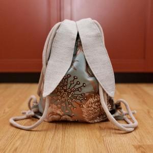 Dziecięcy plecak królik Ptasi Dwór