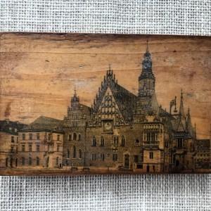 082, Stary Wrocław  na desce