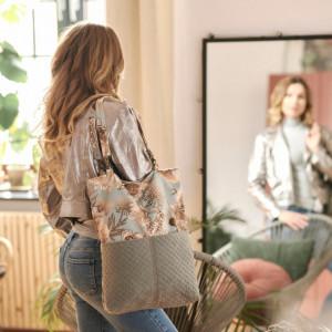 Laurowa torba na ramię Ptasi Dwór