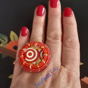 pierścionek Wir