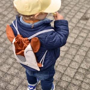 Mini plecak dziecięcy sarenka