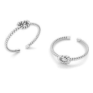 pierścionek SUPEŁEK- srebro