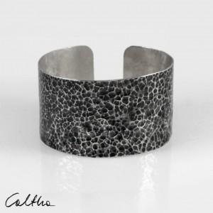 Lawa - metalowa bransoletka 210605-03