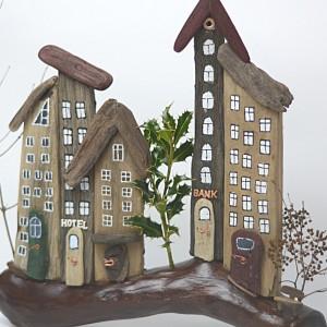 Domki  dekoracyjne
