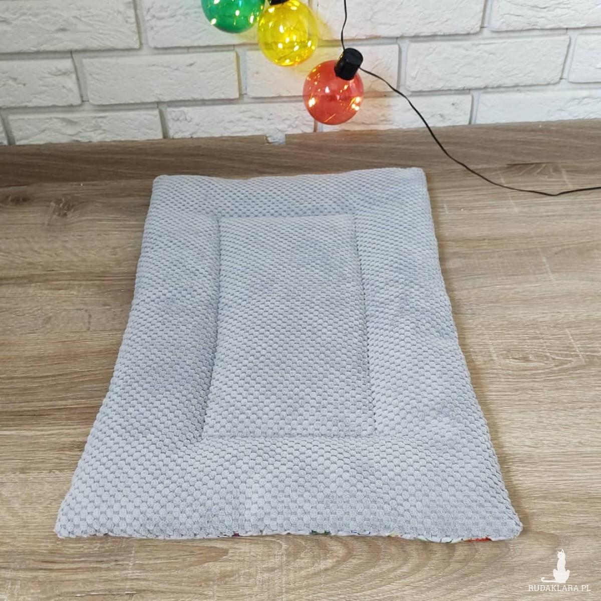 Poduszka legowisko dla psa lub kota