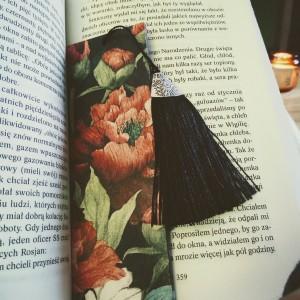 Zakładka do książki Kwiaty