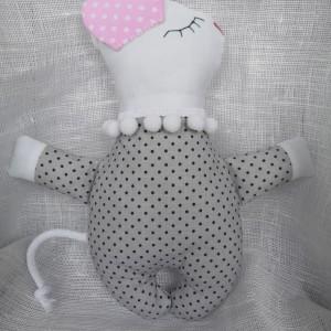 Zabawka przytulaczka Mysz