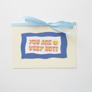 mały obrazek z napisami, napisy rysunek A4, kolorowa grafika do kuchni, mały rysunek do sypialni, żółto granatowy obrazek 21x30