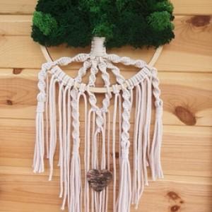 Drzewo życia/szczęścia z mchem