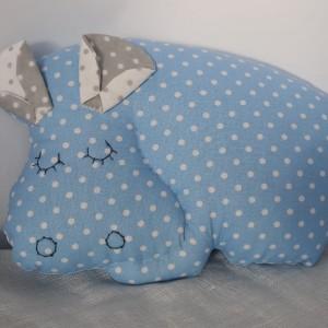 Zabawka przytulaczka Hipopotam