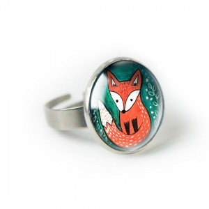 Lis pierścionek
