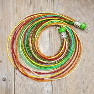 Naszyjnik Etno Multicolor