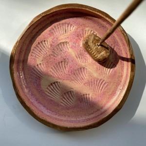 PALOLOPULI podstawka na palosanto i kadzidełko
