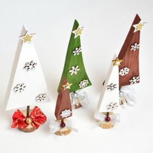 Choinki dekoracyjne – ozdoba bożonarodzeniowa (14)