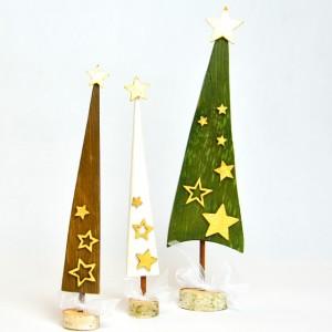 Choinki dekoracyjne – ozdoba bożonarodzeniowa (15)