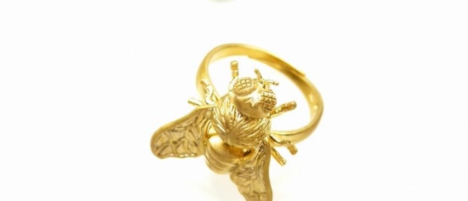 złota pszczoła
