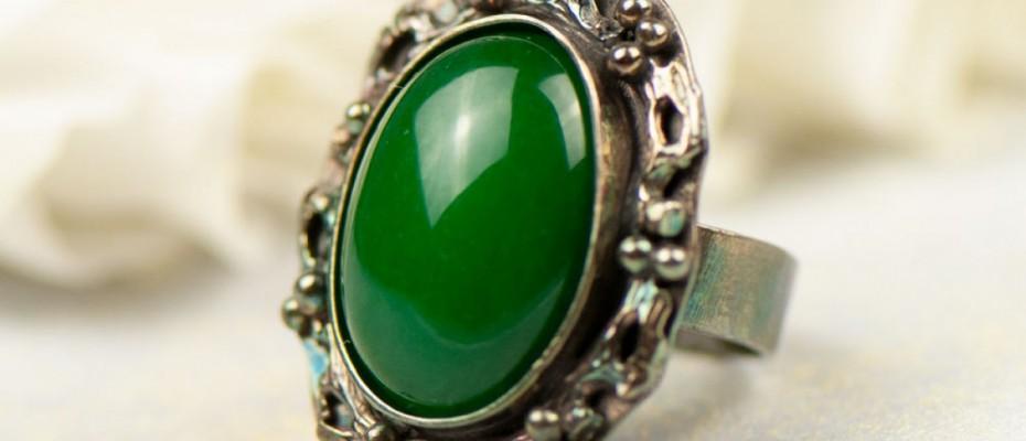 zielony pierścień